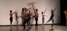 Danse contemporaine Conservatoire de Strasbourg